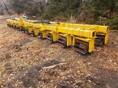Henke / Buffalo 52011230 12R30 Rolling Stalk Copper