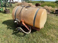Century 3-Pt Liquid Supply Tank
