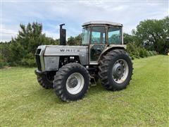 1977 White 2-85 Field Boss MFWD Tractor