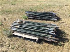 6' Steel T Posts