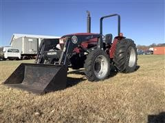 1998 Case IH CX60 MFWD Tractor