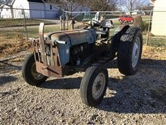 1959 Ford (English) 2WD Tractor (INOPERABLE)