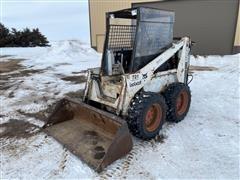Bobcat 721 Skid Steer