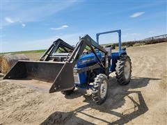 Rhino 344 MFWD Tractor