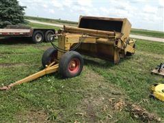 Eversman 650 Hydraulic Dirt Scraper/Scoop