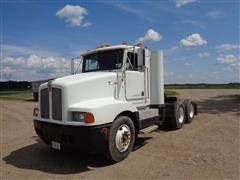1990 Kenworth T400 T/A Truck Tractor