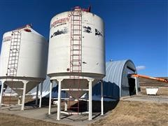 Friesen Seed Max Series Bulk Storage Bin