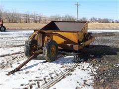 Soil Mover 50-RF Pull-Type Box Scraper