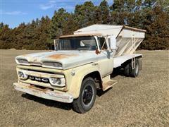 1961 GMC V3508 S/A Tender Truck