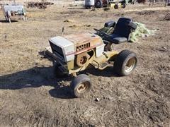 Sears 917.25741 Lawn Mower W/Deck