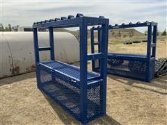 Modisette Steel Bridge Racks