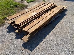 Pear Wood Planks