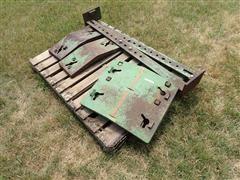 John Deere 4020 Front End Weights & Brackets