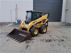 2004 Caterpillar 262B Skid Steer
