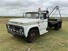 1964 Chevrolet 60 Winch Truck
