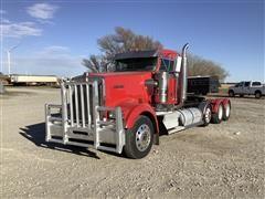 2007 Kenworth W900 Tri/A Truck Tractor