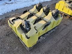 John Deere Precision Planting 3 Bushel Seed Boxes & V Drive Seed Meters