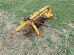 Danuser F-8 Post Hole Digger