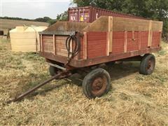 Haul-Mor Feed Wagon