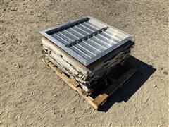 West-O-Matic Aluminum Shutter Vents