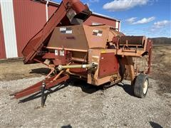 1995 Kelly Ryan 2W-95 Forage Bagger
