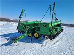John Deere 455 25' Drill W/Small Seed Boxes