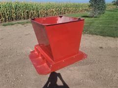 Haybuster 1130 H Tube Grinder Grain Box Hopper Assembly