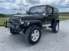 1997 Jeep Wrangler 4x4 TJ Sport