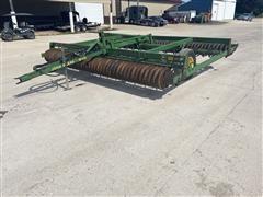 John Deere 970 Roller Harrow