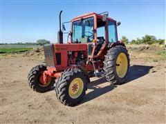 1995 Belarus 1025 MFWD Tractor