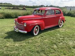 1947 Ford Deluxe Classic Car