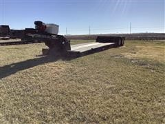 1993 Trail King TK50HDG T/A Lowboy Trailer