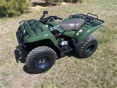 2001 Kawasaki Prairie 300 Automatic 4-Wheeler ATV