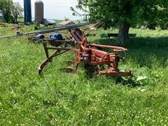 White 518 Plow