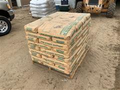 Pure Wyoming Bentonite 12 Ton
