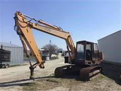 Case 1088 Long Track Excavator (INOPERABLE)