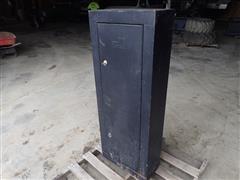 Homak 8-Gun Storage Cabinet