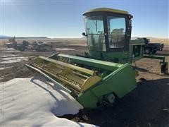 John Deere 2420 Swather (INOPERABLE)