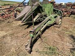 John Deere 12R Pull Type Forage Harvester