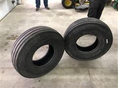 John Deere 1770 10.00-15FL Planter Wing Tires