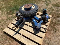 John Blue /Blu-Jet Ground Drive W/Pump