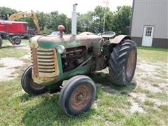 1953 Oliver 99 Standard Diesel 2WD Tractor