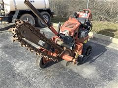 2015 DitchWitch RT24 Walk Behind Trencher