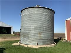 Butler 18' X 18' Grain Bin