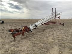 """Feterl 10""""x96' Auger W/Swing Out"""