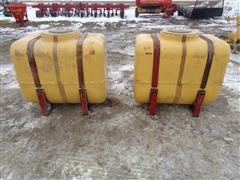 Big John 200 Gal Poly Saddle Tanks
