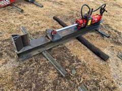 Boss 3-Pt Log Splitter