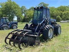 1994 Ford Versatile 9030 Bi-Directional Tractor W/Grapple Loader