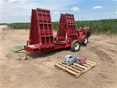 2011 Sudenga Hyd Portable Drive Over Pit
