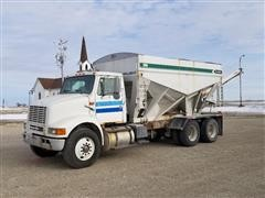 1997 International 8100 T/A Fertilizer Tender Truck W/Willmar 1600